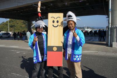 オビダラ館2013 in 日南カツオ・マグロ祭り_f0138874_11474456.jpg