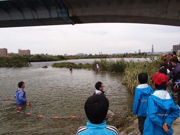 外来魚駆除釣り大会in淀川2013秋_a0263106_1532061.jpg