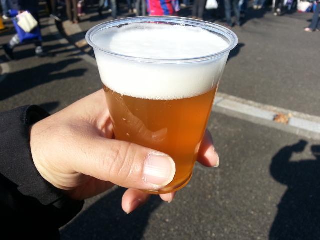 12/7 2013ラスト味スタグルメ 牛タン&クラフト・ビール_b0042308_2335090.jpg