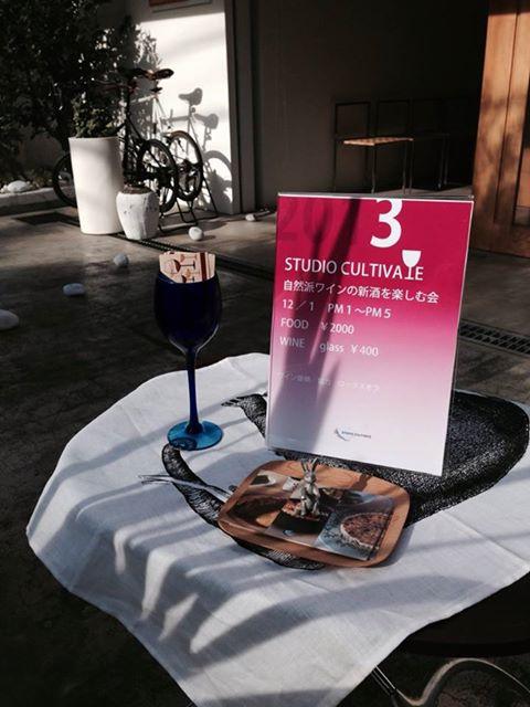 2013年『自然派ワインの新酒を楽しむ会』を開催しました。(記: 藤本 洋子)_a0195310_23124588.jpg