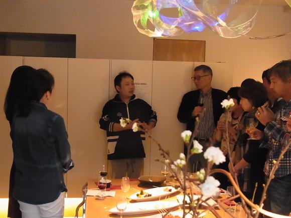 2013年『自然派ワインの新酒を楽しむ会』を開催しました。(記: 藤本 洋子)_a0195310_23202466.jpg