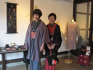 加賀友禅と昔キモノ~おしゃれ小物展_f0233340_011252.jpg