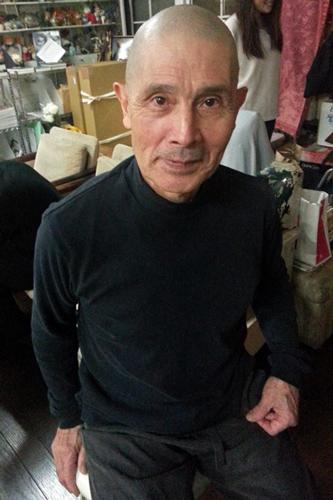 大野一雄舞踏研究所の稽古に参加しました KAZUO OHNO DANCE STUDIO_f0117059_041118.jpg