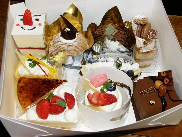 食べある記な話 「ケーキの世界」_d0153062_9464957.jpg