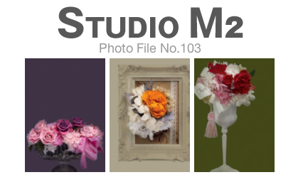 STUDIO M2 Photo File No.103「花 anela」_a0002672_1995972.jpg