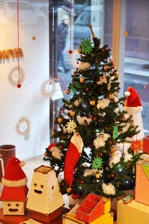 京都本店のクリスマス☆_b0087378_14245650.jpg