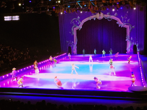 マカオのVenetian Macau ResortとDisney on Ice_e0123104_1016569.jpg
