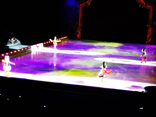 マカオのVenetian Macau ResortとDisney on Ice_e0123104_10174917.jpg