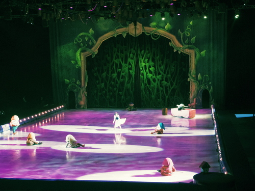 マカオのVenetian Macau ResortとDisney on Ice_e0123104_1021593.jpg