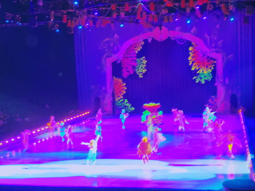 マカオのVenetian Macau ResortとDisney on Ice_e0123104_1024890.jpg