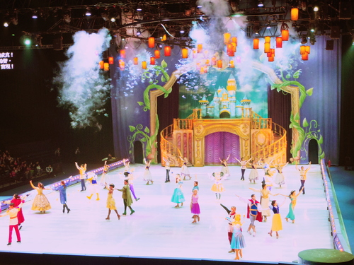マカオのVenetian Macau ResortとDisney on Ice_e0123104_10282396.jpg