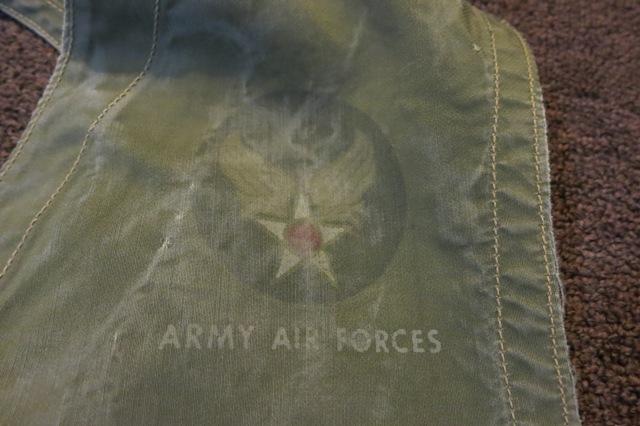 アメリカ仕入れ情報#41 40'S WWⅡ US AAF C-1ベスト!_c0144020_11563968.jpg