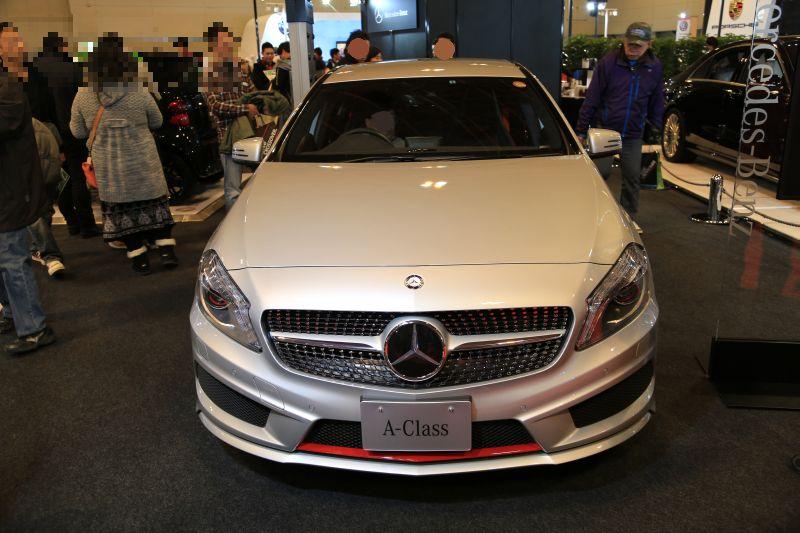 名古屋モーターショーでエクシーガ版XVを眺める_f0076731_21103126.jpg