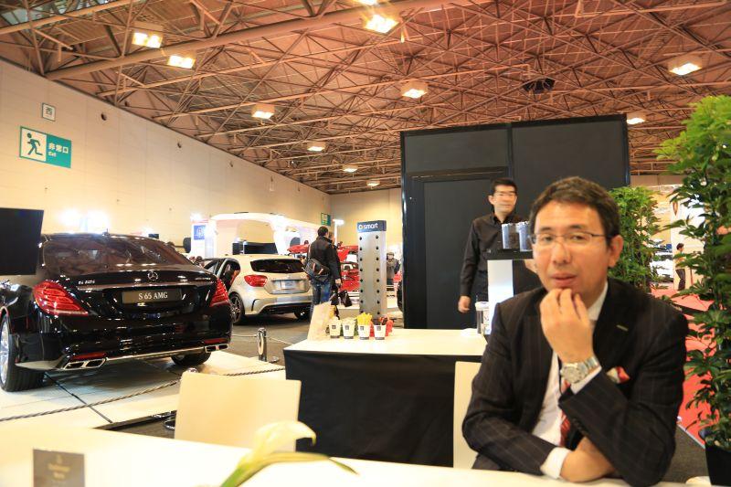 名古屋モーターショーでエクシーガ版XVを眺める_f0076731_21104483.jpg