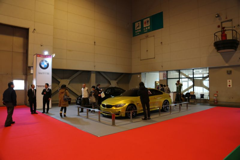名古屋モーターショーでエクシーガ版XVを眺める_f0076731_2111146.jpg