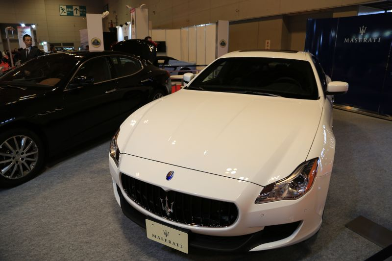 名古屋モーターショーでエクシーガ版XVを眺める_f0076731_218611.jpg
