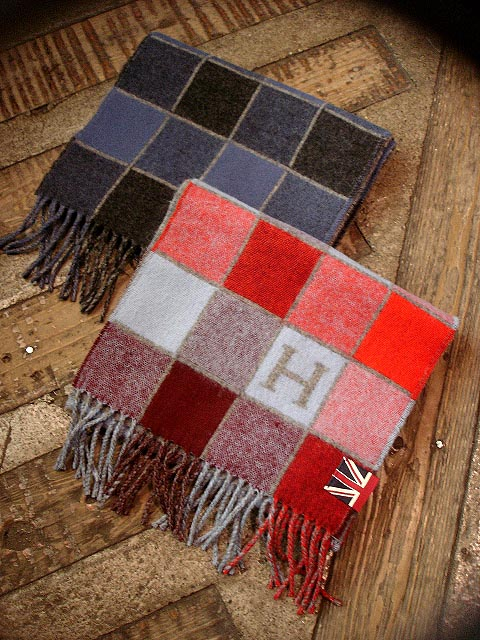 NEW : HACKETT LONDON [SCARVES] COLLECTION 2013 WINTER !!_a0132147_1484943.jpg