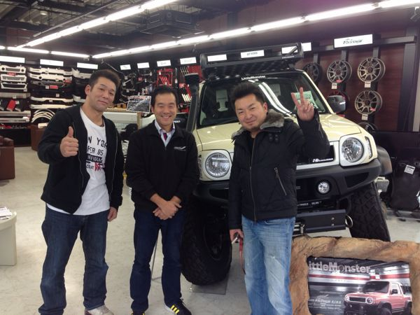 N\'s STAGE  JIMNY WORLD 仙台南に☆_a0143349_18151353.jpg