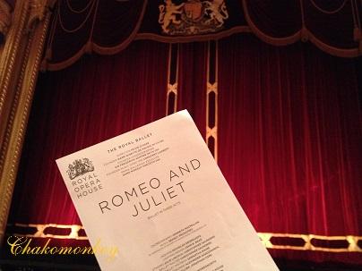 5年ぶりのRomeo and Julietを観る♡_f0238789_7401424.jpg
