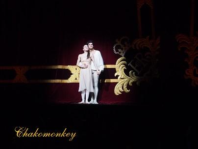 5年ぶりのRomeo and Julietを観る♡_f0238789_7432860.jpg