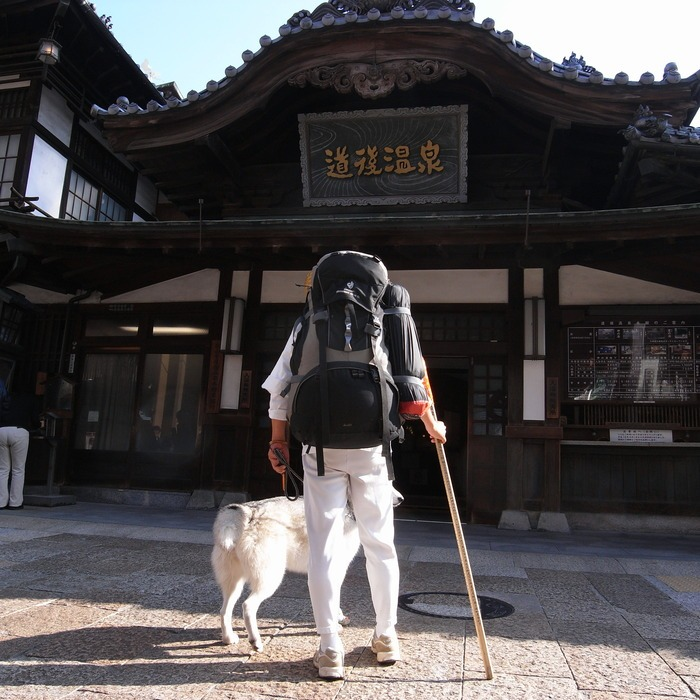 Memory of the second pilgrimage with Husky HANA II_c0049299_121182.jpg
