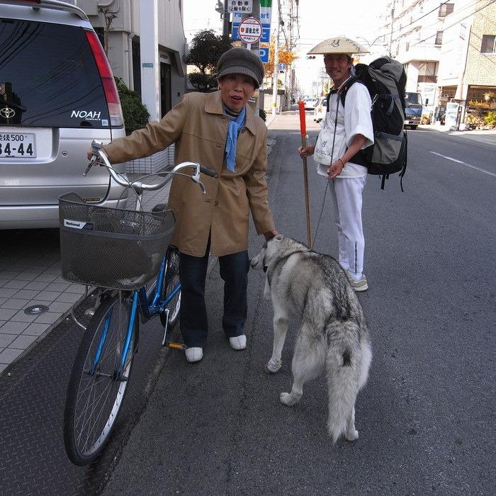 Memory of the second pilgrimage with Husky HANA II_c0049299_1233361.jpg