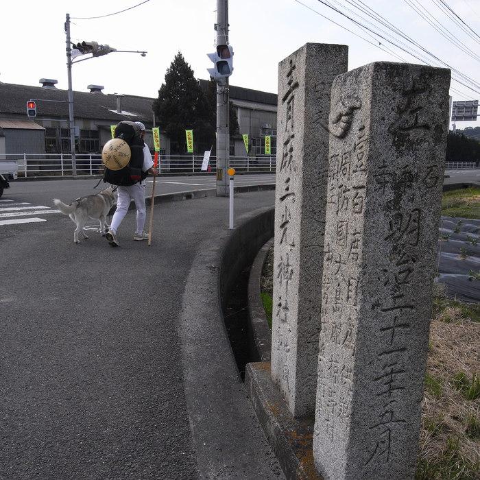 Memory of the second pilgrimage with Husky HANA II_c0049299_14342312.jpg