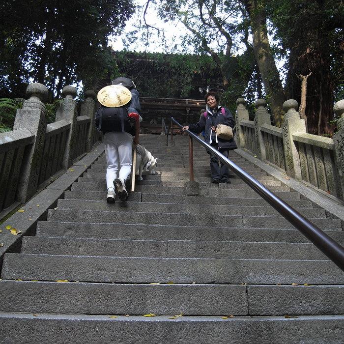 Memory of the second pilgrimage with Husky HANA II_c0049299_15204097.jpg