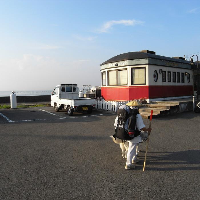 Memory of the second pilgrimage with Husky HANA II_c0049299_15405736.jpg