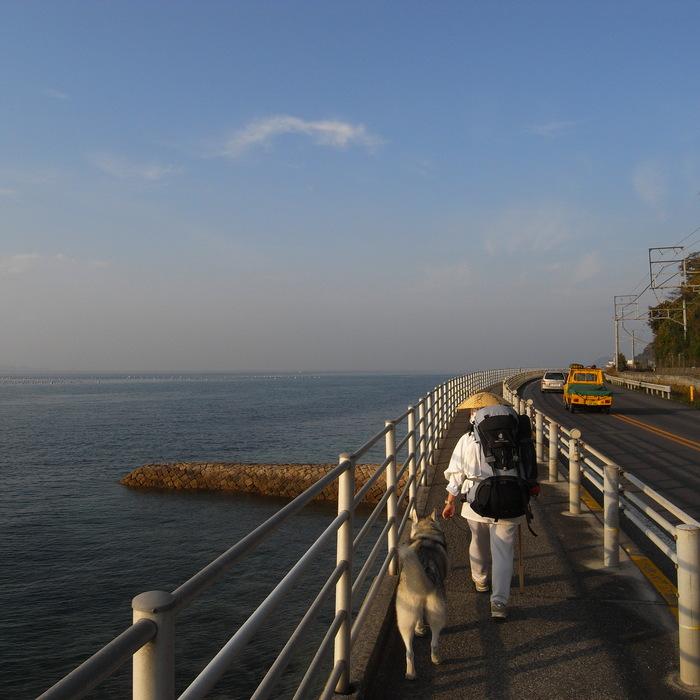 Memory of the second pilgrimage with Husky HANA II_c0049299_15413245.jpg