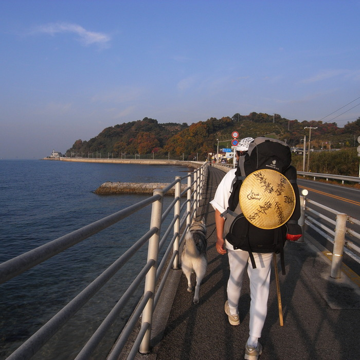 Memory of the second pilgrimage with Husky HANA II_c0049299_15414549.jpg