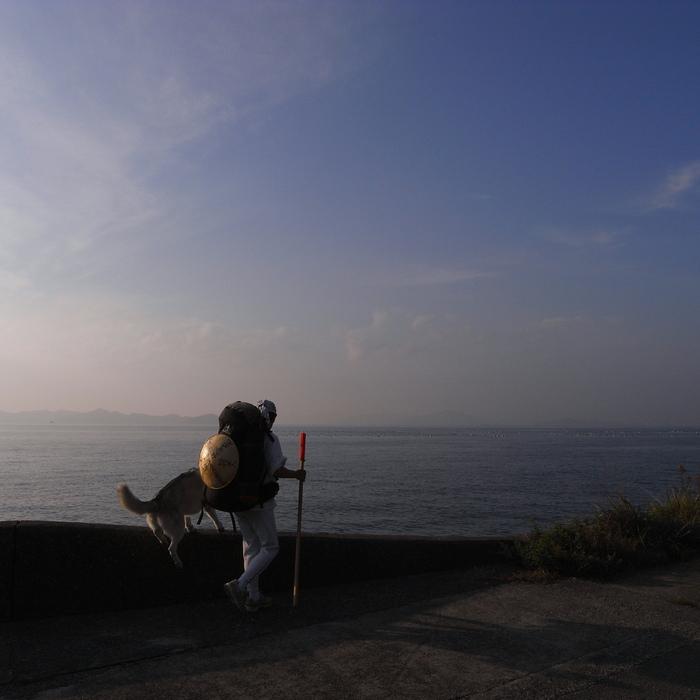 Memory of the second pilgrimage with Husky HANA II_c0049299_1541910.jpg