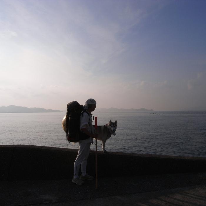 Memory of the second pilgrimage with Husky HANA II_c0049299_154284.jpg
