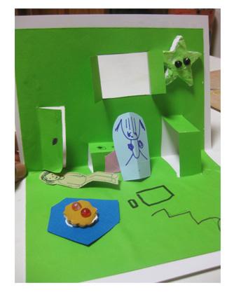 リース作り・幼児クラス_f0211514_21575842.jpg