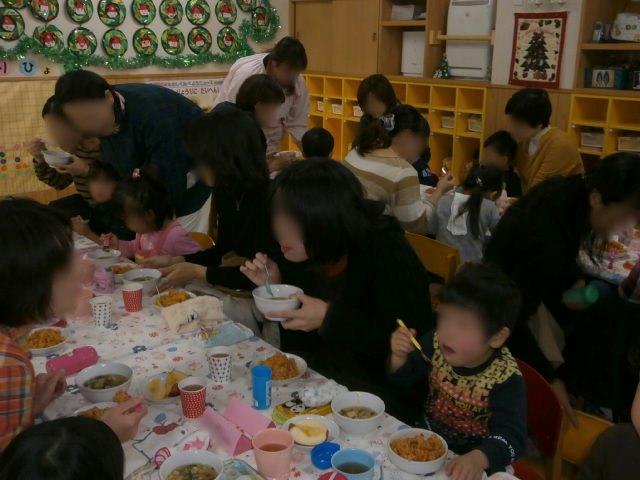 もも組 保育参観と給食懇談会_e0148419_16461485.jpg