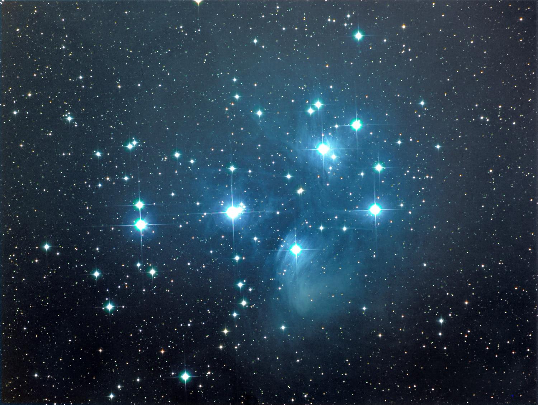 今年の撮像は最後かもしれない M45@揖斐_c0061727_191369.jpg