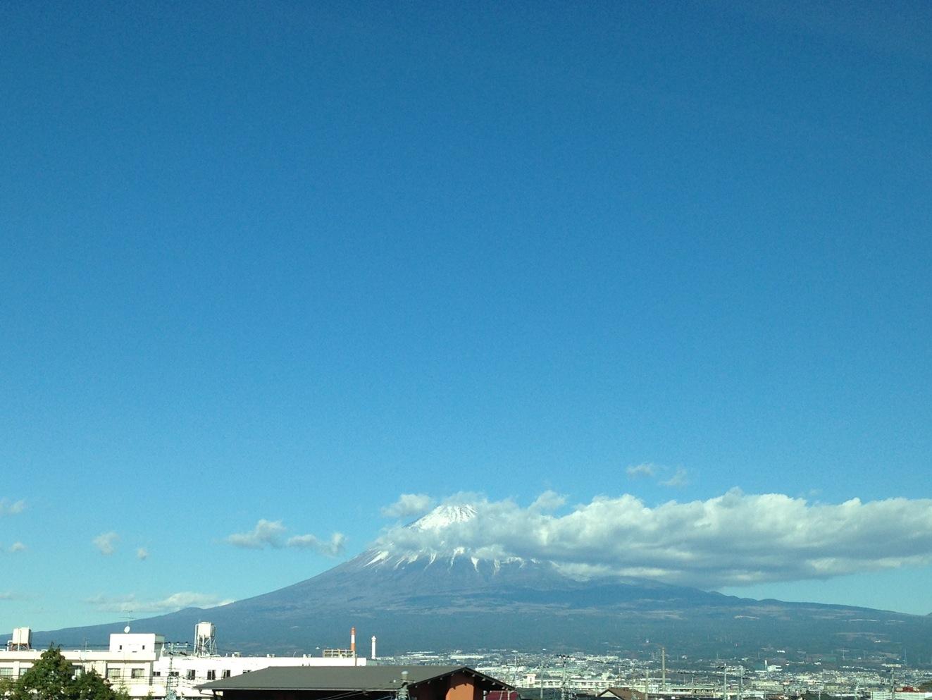 12月12日 富士山_a0317236_833223.jpg