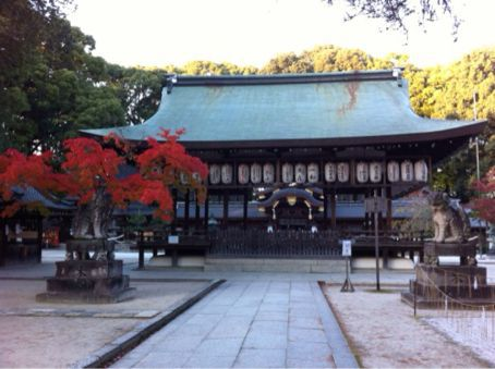 131212 紅葉の京都旅行その4_f0164842_17235830.jpg