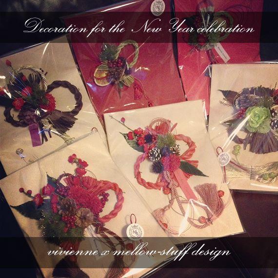 mellow-stuff designのお正月飾り入荷しました♪_e0291354_15482315.jpg