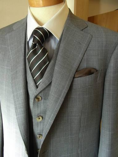"""""""Mr.スーツスタイル"""" ~ オーソドックスになったって・・? 編_c0177259_16291659.jpg"""