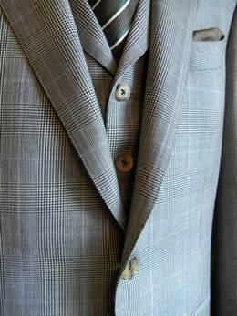 """""""Mr.スーツスタイル"""" ~ オーソドックスになったって・・? 編_c0177259_16335945.jpg"""