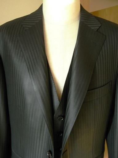 """""""Mr.スーツスタイル"""" ~ オーソドックスになったって・・? 編_c0177259_16433910.jpg"""