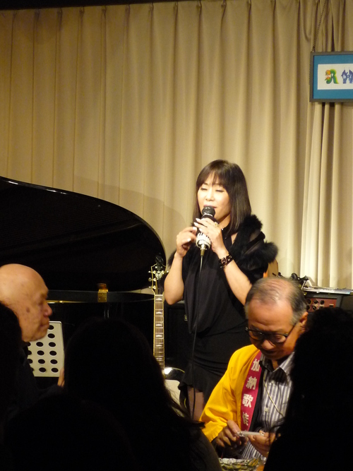 12/7(San) 加納歌佳LIVE_c0229062_14175035.jpg