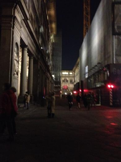 12/12/2013 フィレンツェのクリスマスイルミネーション_a0136671_03220971.jpg