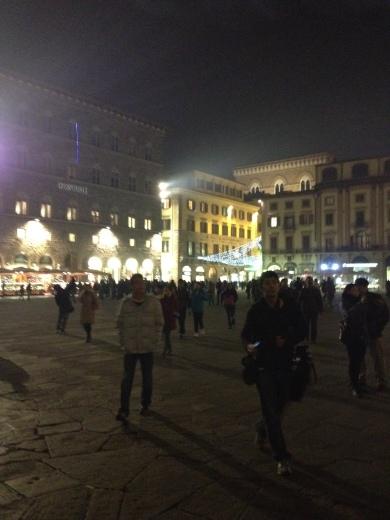 12/12/2013 フィレンツェのクリスマスイルミネーション_a0136671_03265499.jpg