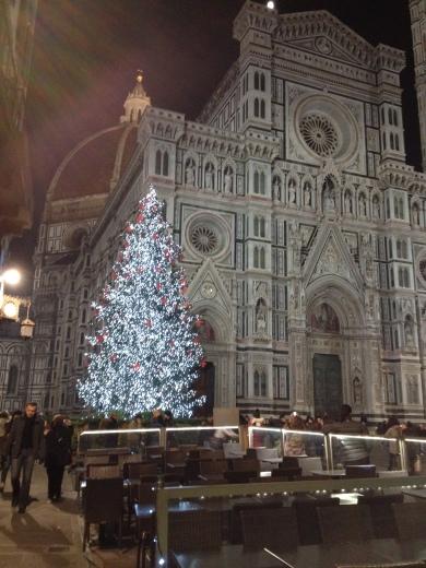12/12/2013 フィレンツェのクリスマスイルミネーション_a0136671_04433004.jpg
