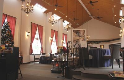 猪苗代湖半を臨む結婚式場で、年に一度の特別なディナー!_d0250986_17155014.jpg