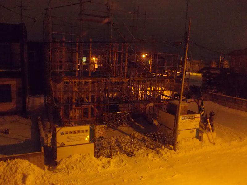 この冬初めての本格的除雪_c0025115_20464763.jpg
