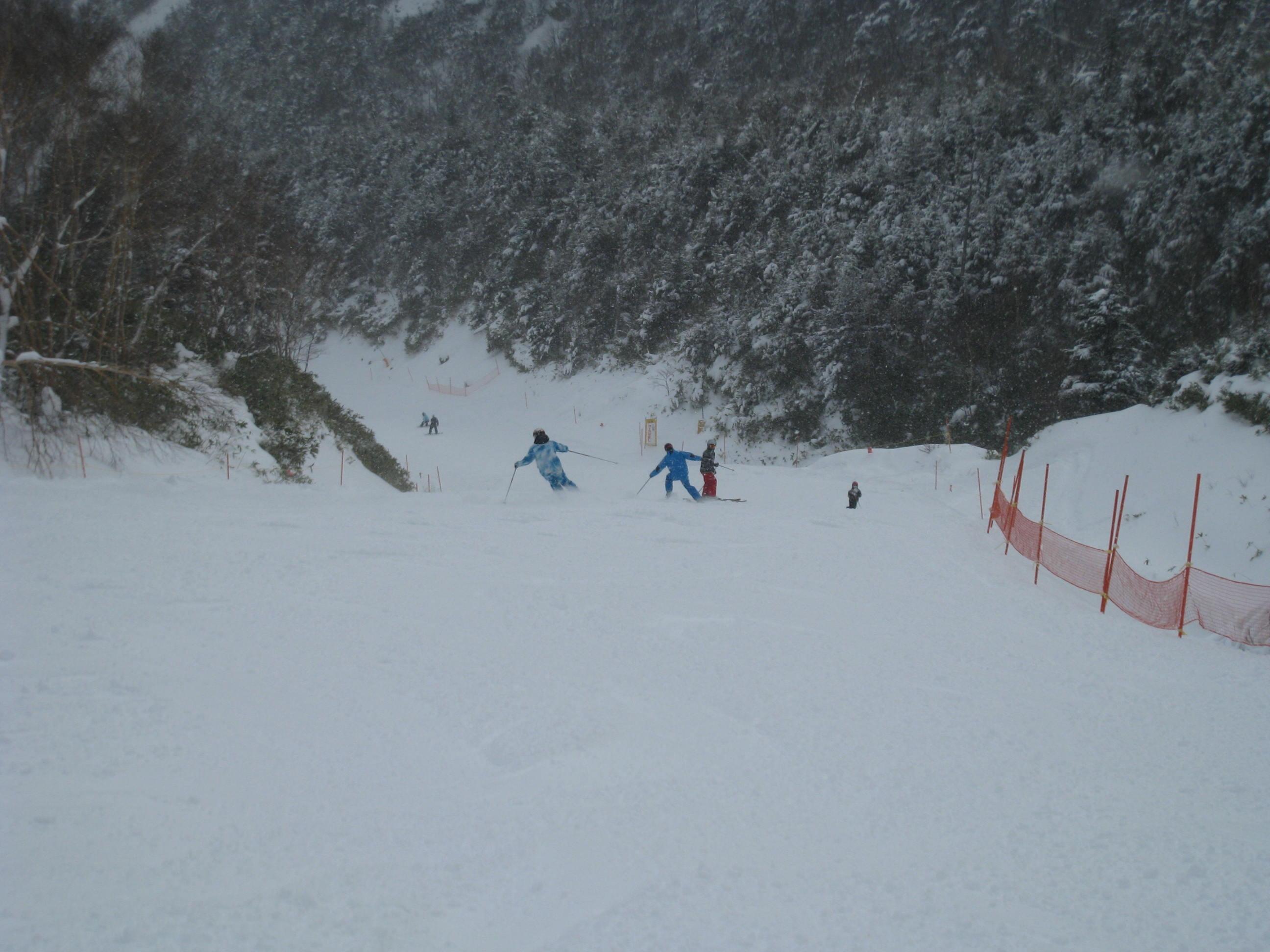 祝 草津国際スキー場オープン!_a0057828_23352012.jpg