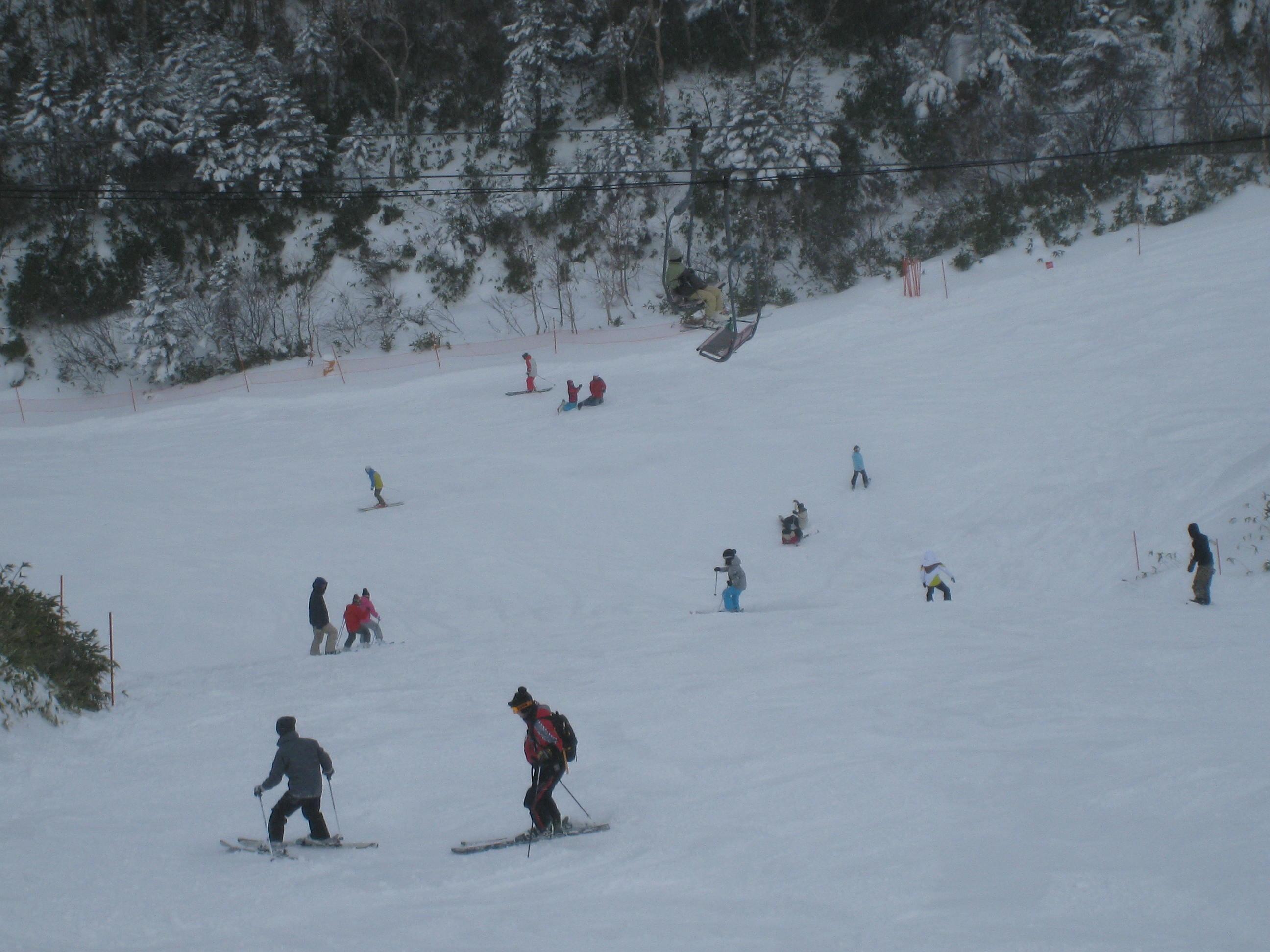 祝 草津国際スキー場オープン!_a0057828_23353748.jpg